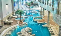Admission to Spa, Sauna, and Water Park for One at King Spa & Waterpark (Up to 44% Off)