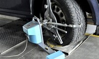 One Full Body Vehicle Paint Job or 4-Wheel Alignment Service at ER Custom Automotive (Up to 45% Off)