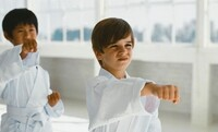 12 or 16 Martial Arts Classes with Uniform and Graduation Belt at King Tiger Martial Arts, Inc. (Up to 93% Off)