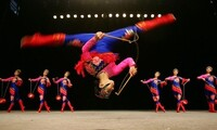 New Shanghai Circus on Friday, February 8, at 8 p.m.