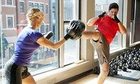 Kickboxing Packages at Kick Fit Bohemia (Up to 64% Off). Three Options Available.