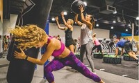 One-Month Membership with Personal Training and Fit3D Body Scan for One or Two at Crunch Fitness (Up to 63% Off)