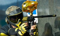 Paintball for Four or Eight with Equipment Rental and Paintballs at American Paintball Coliseum (Up to 52% Off)