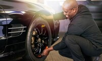 Semi- or Full Synthetic Oil Change with Tire Rotation at Farnsworth Auto Plus and Tire (Up to 55% Off)