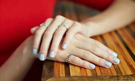 Nails Services at Richelly Nail & Spa (Up to 46% Off). Two Options Available.