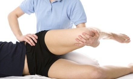 $36.50 for a Chiropractic Exam and 50-Minute Massage at Vitality Health Center ($340 Value)