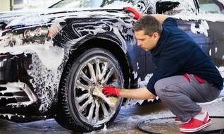 Deal for Quality Scrub Car Wash