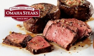 Deal for Omaha Steaks