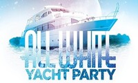 Hip-Hop vs. Reggae All-White Yacht Party on Friday, July 5, at 10:30 p.m.