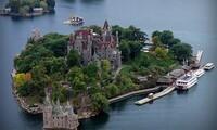 Boldt Castle, Rock Island Lighthouse, Grindstone Island, Happy Hour, or Sunset Boat Tours at Clayton Island Tours