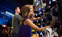$25 for All-Day Gaming Package for Two at Dave & Buster's – Times Square (Up to 64% Off)