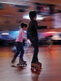 $11 For 2 Admissions For Open Skate Or Open Hockey With 2 Rental Skates (Reg. $22)
