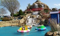 $19 for Unlimited Go-Karts, Mini Golf, and $15 Game Card for One at Mountasia Family Fun Center($30 Value)
