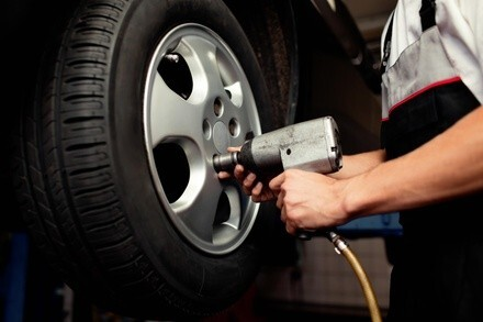 $14 Off $25 Worth of Tire Rotation