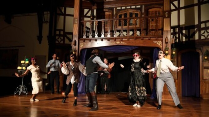 Deal for The Baltimore Shakespeare Factory