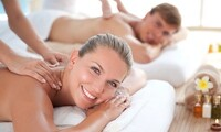 50-Minute Individual or Couple's Swedish Massage at The Couples Spa (Up to 50% Off)