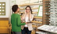 Prescription Glasses and Sunglasses at Pearle Vision (82% Off). Nine Options Available.