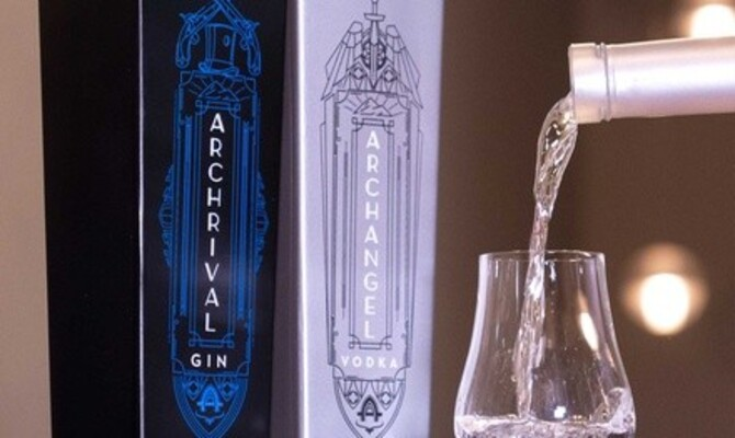 Deal for Archetype Distillery