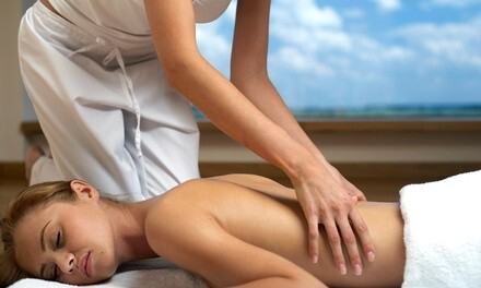 30-, 60-, or 90-Minute Deep-Tissue Massage and a Decompression Consultation at SpineCare ($195 Value)