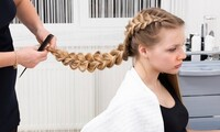 Prom Styling Up-Do with Optional Make-Up at Mirror Image (Up to 60% Off)