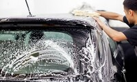 Diamond or Tsunami Express Car Washes or Headlight Restoration at Tsunami Car Wash (Up to 51% Off)