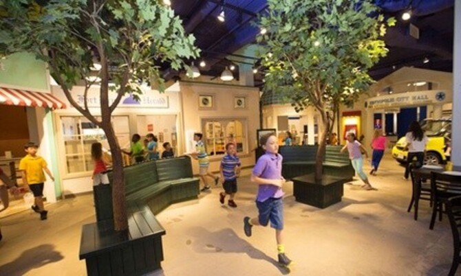 Deal for Fort Bend Children Discovery Center