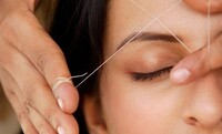 One or Three Face or Eyebrow Threading Sessions at Pretty Hair Design (60% Off)