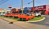 One Photo Package with General Lee or $10 for $20 Worth of Merchandise at Cooter's Place