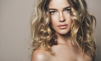 Haircut, Styling, and Coloring Services at Moon Hair (Up to 69% Off). Two Options Available.