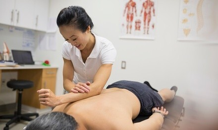Chiropractic Package at South GA Spine, Joint, and Rehab Center (Up to 85% Off). Two Options Available.