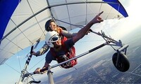 Tandem Hang-Gliding Flight Package for One or Two at The Florida Ridge Air Sports Park (Up to 62% Off)