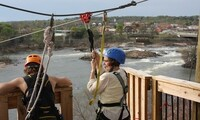 Blue Heron Express Pass for One or Two at Blue Heron Adventure at Whitewater Express (Up to 46% Off)