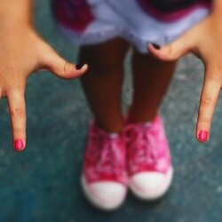 One, Two, or Three Kids' Mani-Pedis at B.R.A.T. Box Salon 4 Kids (Up to 56% Off)
