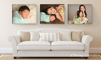 Professional In-Studio Photo Shoot & Canvas Print or Framed Wall Print at JCPenney Portraits (Up to 85% Off)