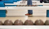 $32 for Two Hours of Candlepin Bowling for Six with Shoe Rental at Timber Lanes ($60 Value)