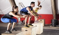 Gym Memberships or Boot-Camp Classes at Jadablitz Training (Up to 60% Off). Four Options Available.