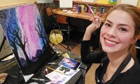 Group Painting Party for One, Two, or Four from aLaCart Art (Up to 59% Off)