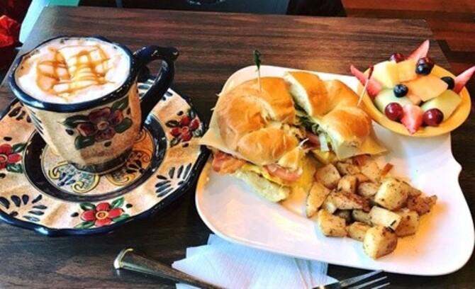 Deal for Coronas Coffee Shop