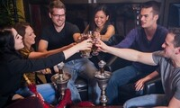 Hookah for Two or Four at Ali Baba Cafe & Hookah Lounge (Up to 47% Off)