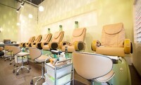 One or Three 60-Minute Swedish Massages at Kinzie Lacquer Spa (Up to 44% Off)