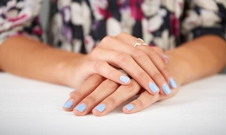 One or Two Classic Manicures at Savon Spa (Up to 44% Off)