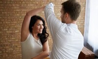 4-Week Ballroom, Latin, or Swing Group Dance Classes for New Students at May I Have This Dance (Up to 58% Off)