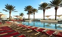 Massage and Facial at Hilton Fort Lauderdale Beach Resort (Up to 59% Off). Four Options Available.