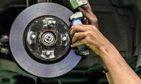Front or Rear Brake Service at AAMCO Transmissions & Total Car Care - Puyallup (90% Off)