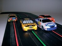 $15 For 30 minutes Of Slot Car Racing For 4 (Reg. $30)