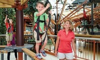 Sky Tykes Ropes Course or Climb Pass at Palisades Climb Adventure (Up to 57% Off). Five Options Available.