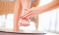 One or Two Spa Pedicures with Sea-Salt Scrub at Lala Nails Spa (Up to 44% Off)