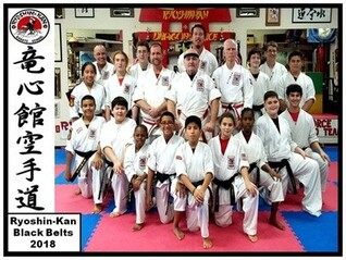 Deal for Ryoshin-Kan Karate School