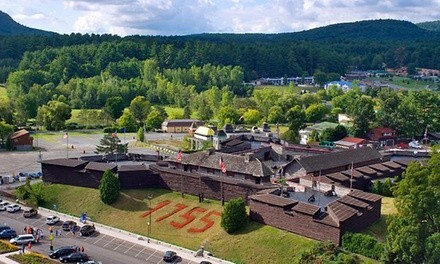 General Admission for Two, Four, or Six at Fort William Henry Museum and Restoration (Up to 44% Off)