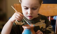 $12 for $20 Worth of Pottery Painting at Pottery Hollow